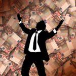 Geld und Glück