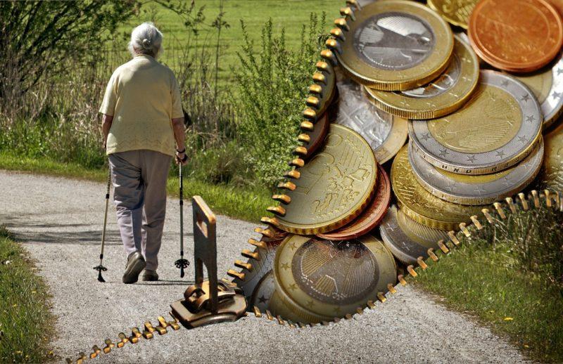 Rentenlücke