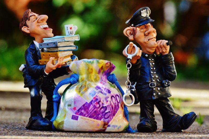 Reiche Menschen Betrüger