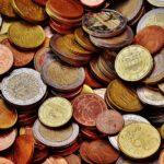 Zu viel Sparen Münzen
