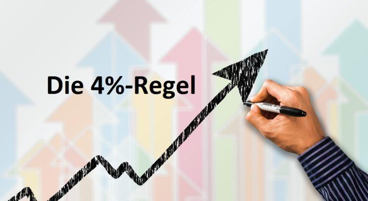 Investition 4% Regel