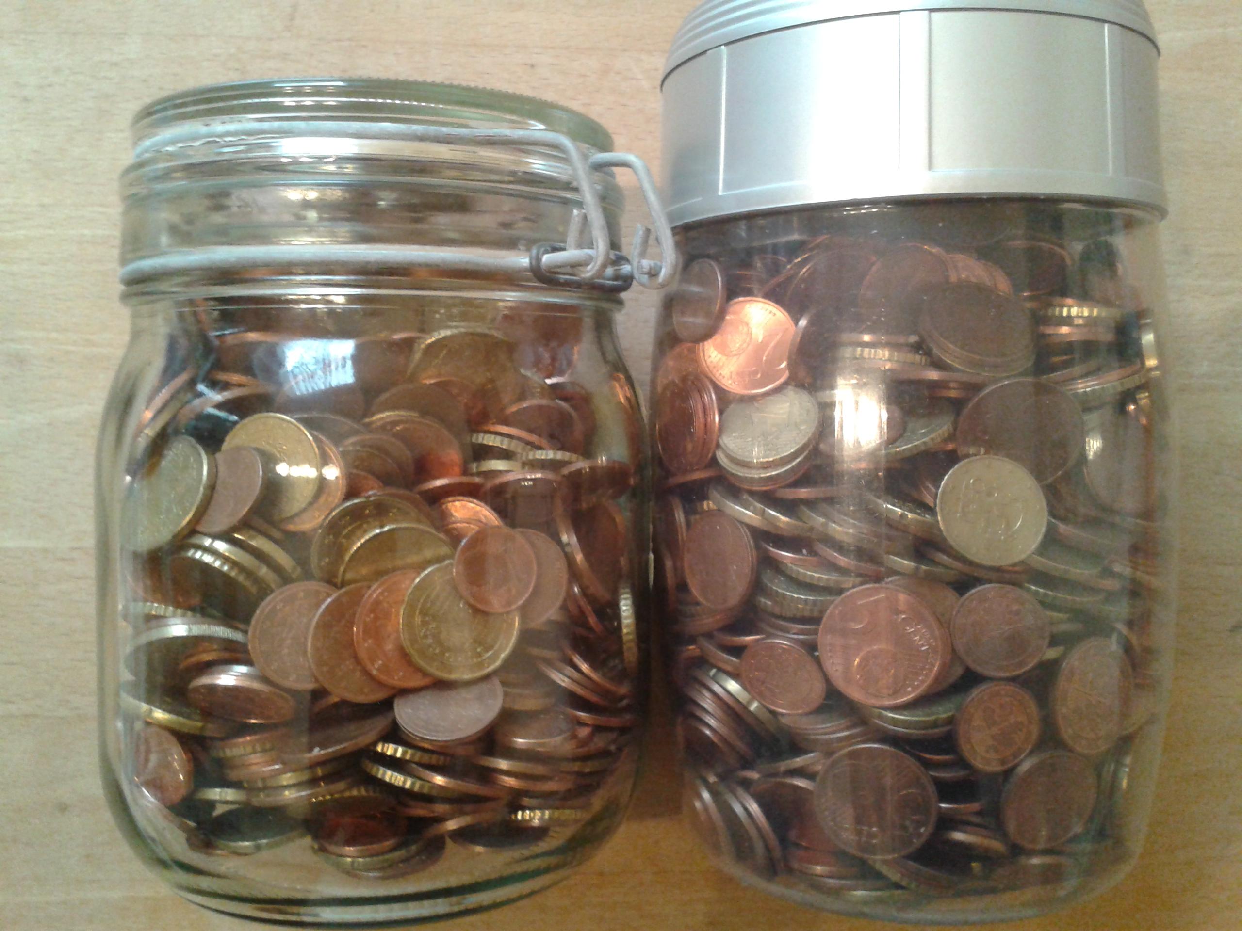 Gewinnspiel Die Kleingeld Challenge Finanziell Frei Mit 30