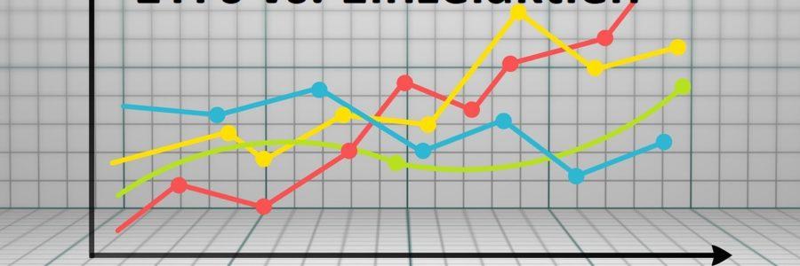 Investition ETFs Einzelaktien