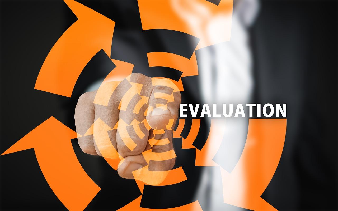 Auswertung und Evaluierung